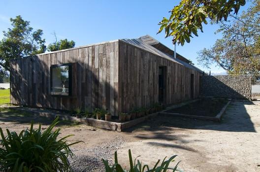 OF arquitectos + Paula Velasco