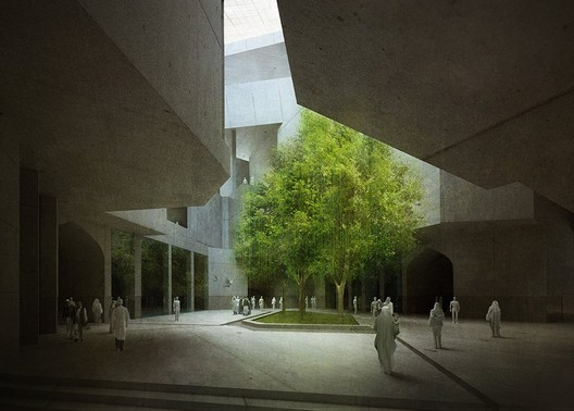Courtesy of Matteo Cainer Architects