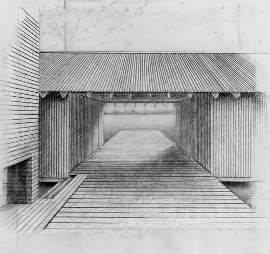 Breezeway; © Stephen Atkinson Architecture