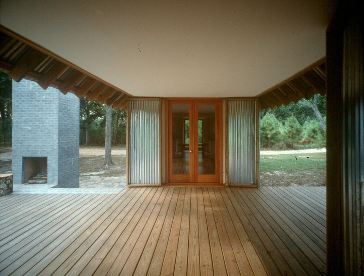 Site Plan; © Stephen Atkinson Architecture