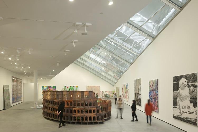Astrup Fearnley Museeet © Nic Lehoux