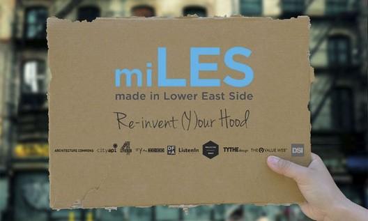 WINNER: Made in Lower East Side (MiLES)