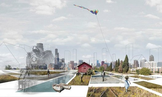 Honorable Mention: Urban Transfer