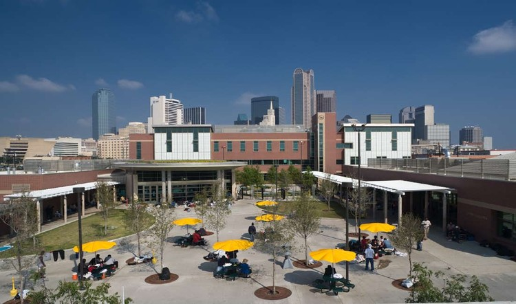 2011 Gold Medal Winner - The Bridge Homeless Assistance Center, Dallas TX