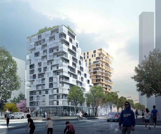 Courtesy of Harmonic + Masson Architects and Comte Vollenweider Architects