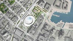 Ruten Competition Winning Proposal: 'Lysning' / Space Group +  Superunion Architects