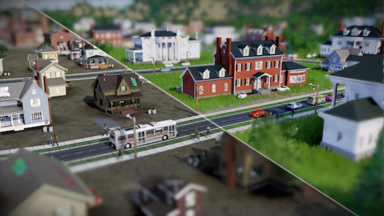 Possible Sim Cities