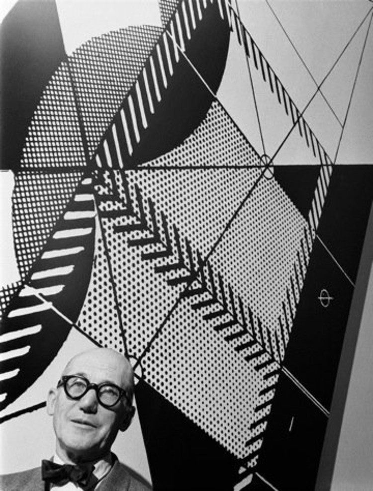 le corbusier by willy rizzo willy rizzo