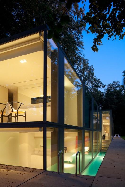 Villa Roces, Bruges, Belgium / Architectureburo Govaert & Vanhoutte