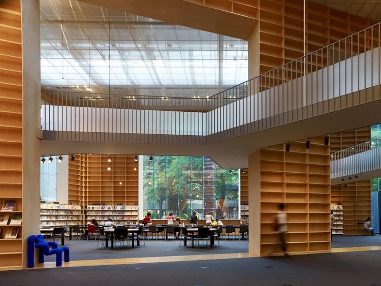 Musashino Art University Museum & Library Tokyo, Japan / Sou Fujimoto Architects