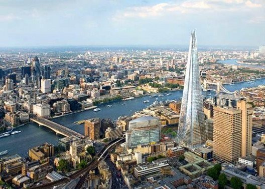 The Shard, Renzo Piano.