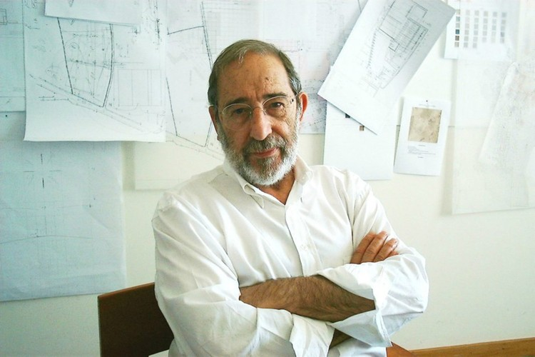 Alvaro Siza Vieira, Golden Lion for Lifetime Achievement of the 13th International Architecture Exhibition – la Biennale di Venezia. Courtesy: Álvaro Siza office