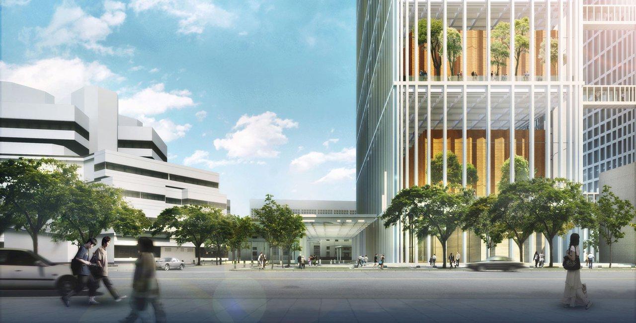 Singapore Subordinate Courts by Samsung
