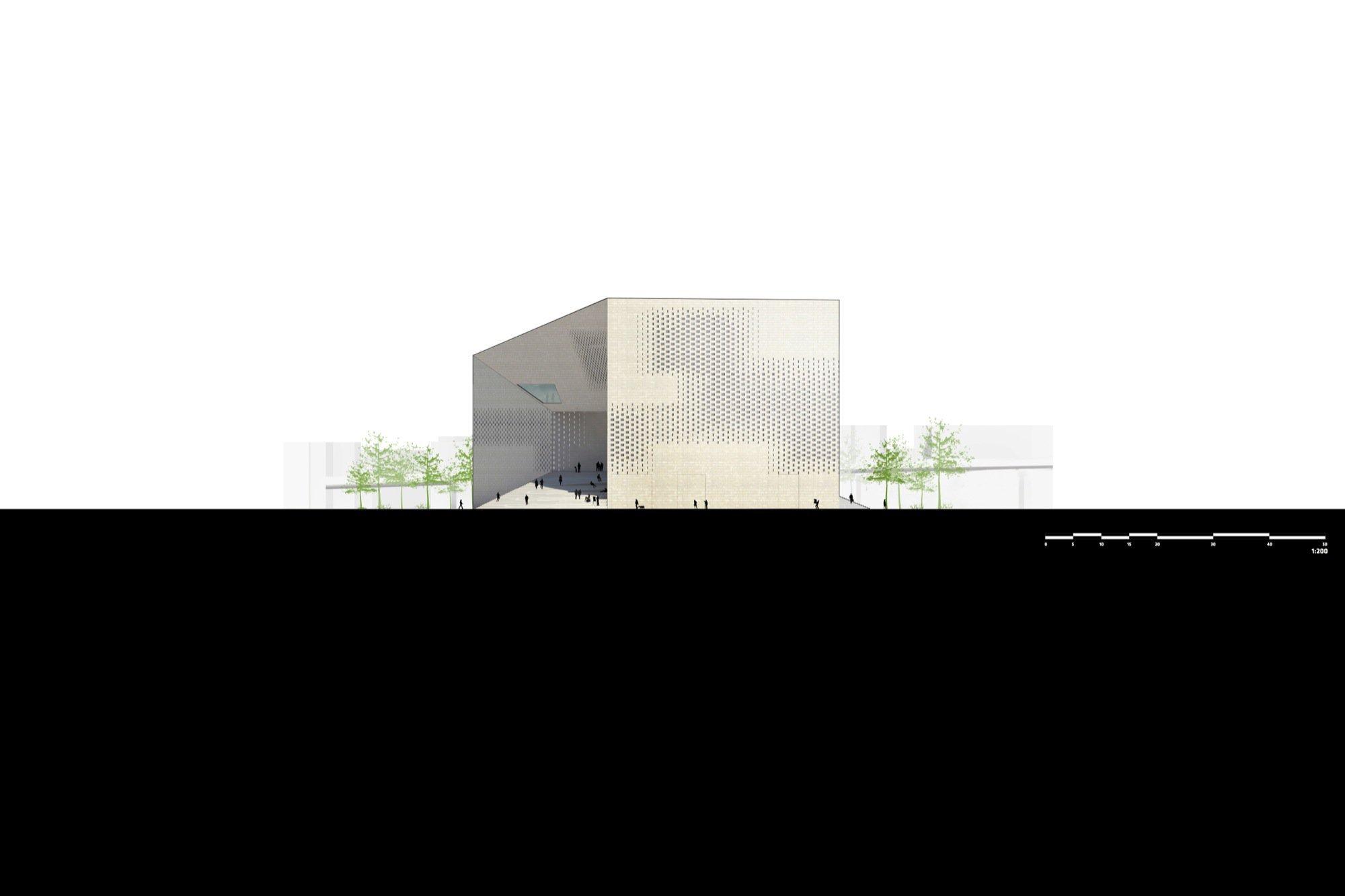 Gallery Of M Ca Maison De L Conomie Cr Ative Et De La Culture En Aquitaine Big 47