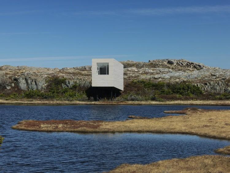 Bridge Studio / Saunders Architecture. Photo © Bent René Synnevåg.