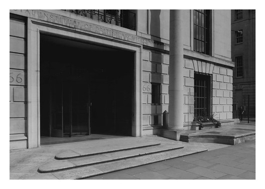 Royal Institute of British Architects, London (1934) / George Grey Wornum with James Woodford © Niels Lehmann
