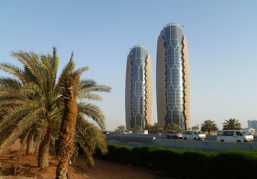 Al Bahar - Courtesy Aedas