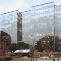 1101 New York Ave NW / Courtesy Kevin Roche John Dinkeloo and Associates