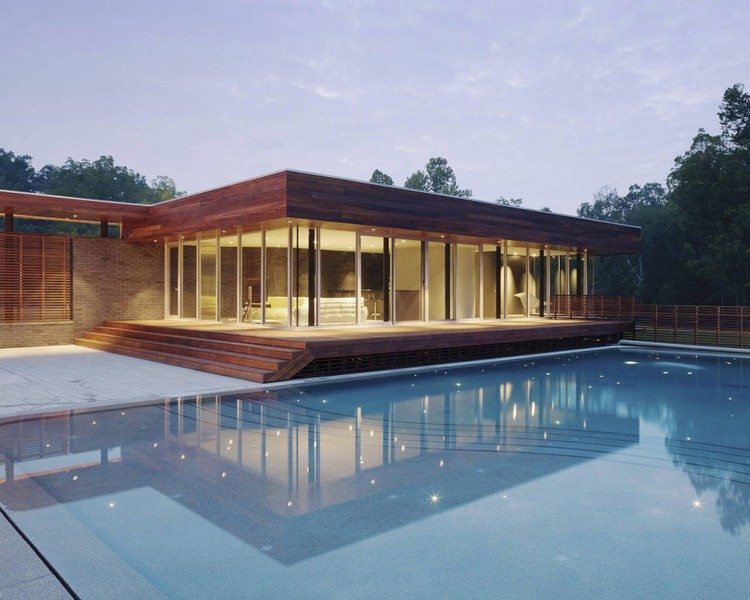 Curved House / Hufft Projects © Mike Sinclair