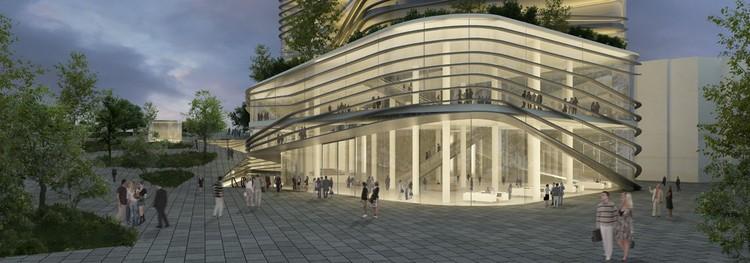 Courtesy of Yaniv Pardo Architects