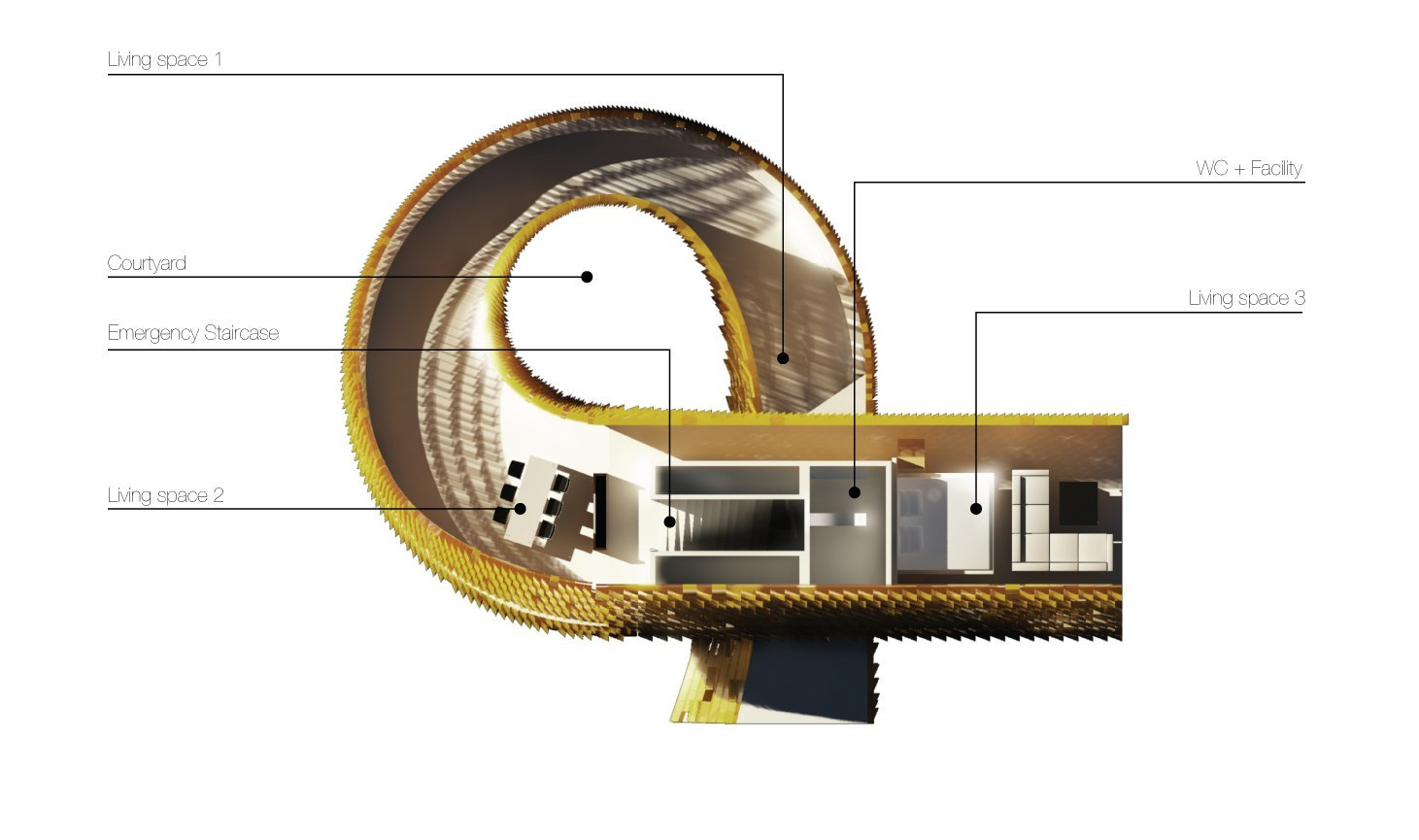 Gallery of Pangolin House: Vision for Future House in Thailand ...