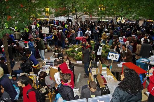 Day 36 Occupy Wall Street © David Shankbone
