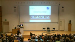 Video: Norman Foster's Humanitas - Oxford University Lecture