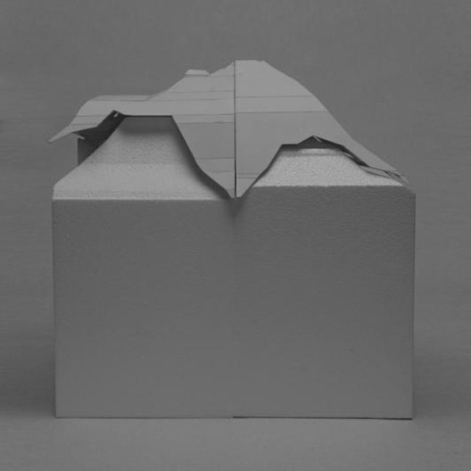 Peak Competition - honorable mention - 'Peak on Peak' by Anna Neimark, Andrew Atwood