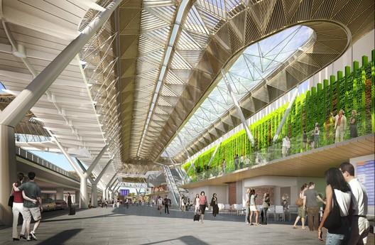 Courtesy of Grimshaw Architects