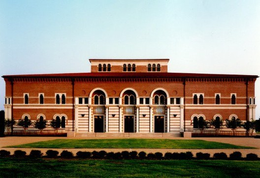 The James A. Baker III Institute for Public Policy / Thomas H. Beeby, Courtesy of University of Notre Dame