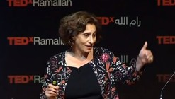 TEDxRamallah: Simply Look Inside You, Never at Others / Suad Amiry