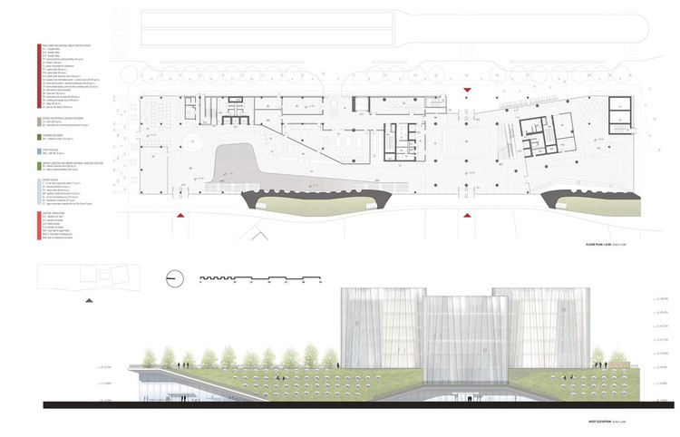 plan and elevation 02