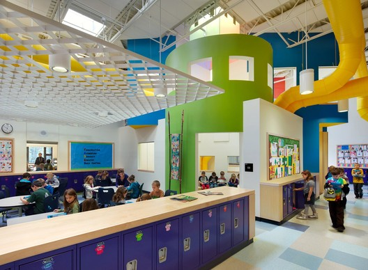 Mill Brook School: Concord, NH / HMFH Architects; Photographs: © 2012 Ed Wonsek