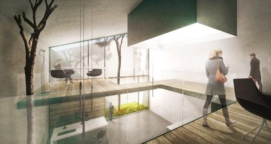 Courtesy of Tomas Ghisellini Architects