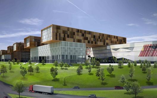 Courtesy of McAdam Architects