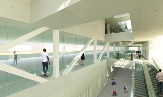 Courtesy of Ghirardelli Architetti