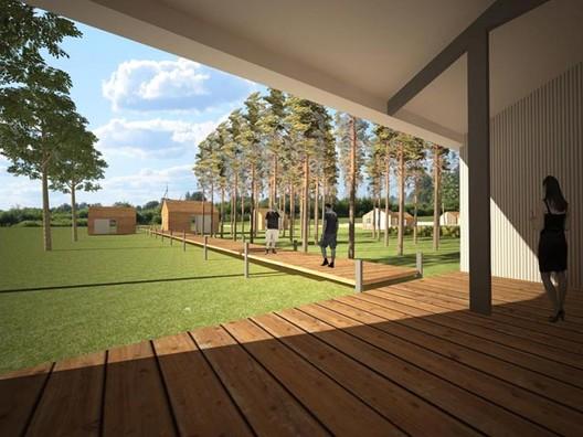 Courtesy of Talmon Biran Architecture Studio