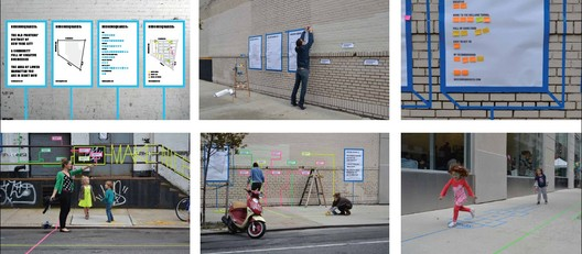 community outreach / Courtesy of Mathews Nielsen Landscape Architects