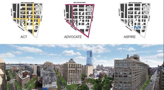 plans / Courtesy of Mathews Nielsen Landscape Architects