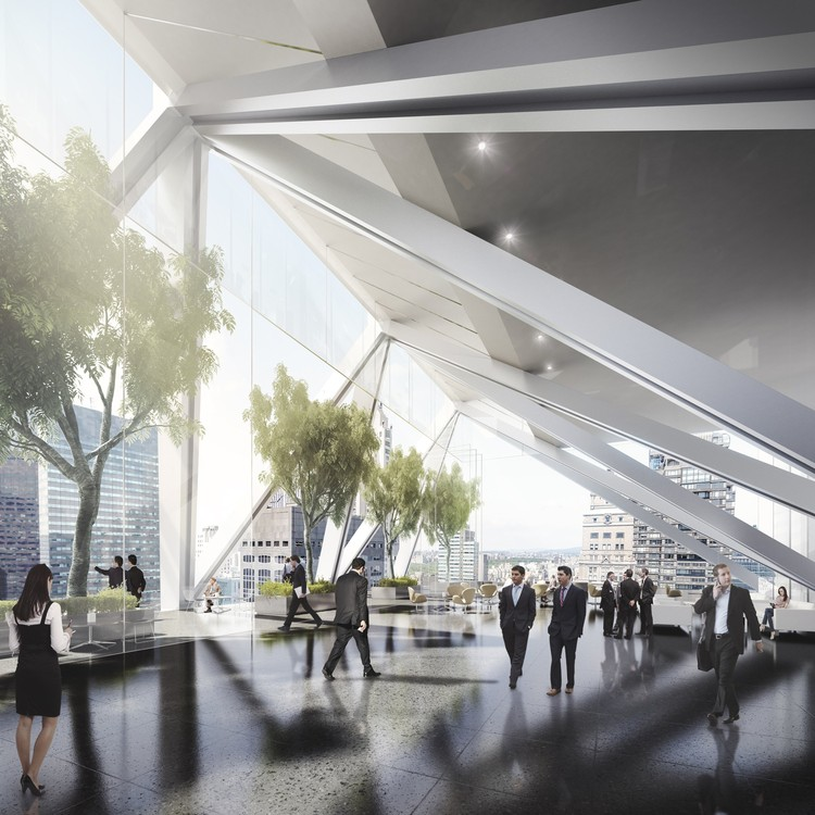 Courtesy of Foster + Partners