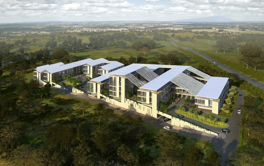 Kenya Women and Children's Wellness Center; Nairobi, Kenya / Perkins+Will