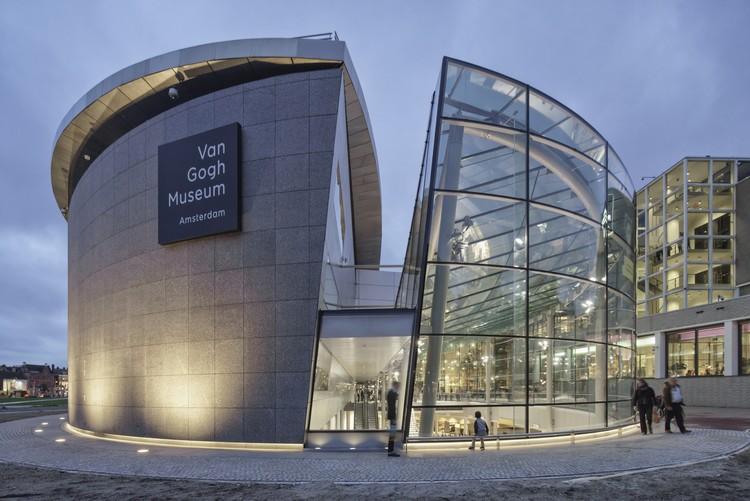 Van Gogh Museum's New Entrance / Hans van Heeswijk Architects, © Ronald Tilleman