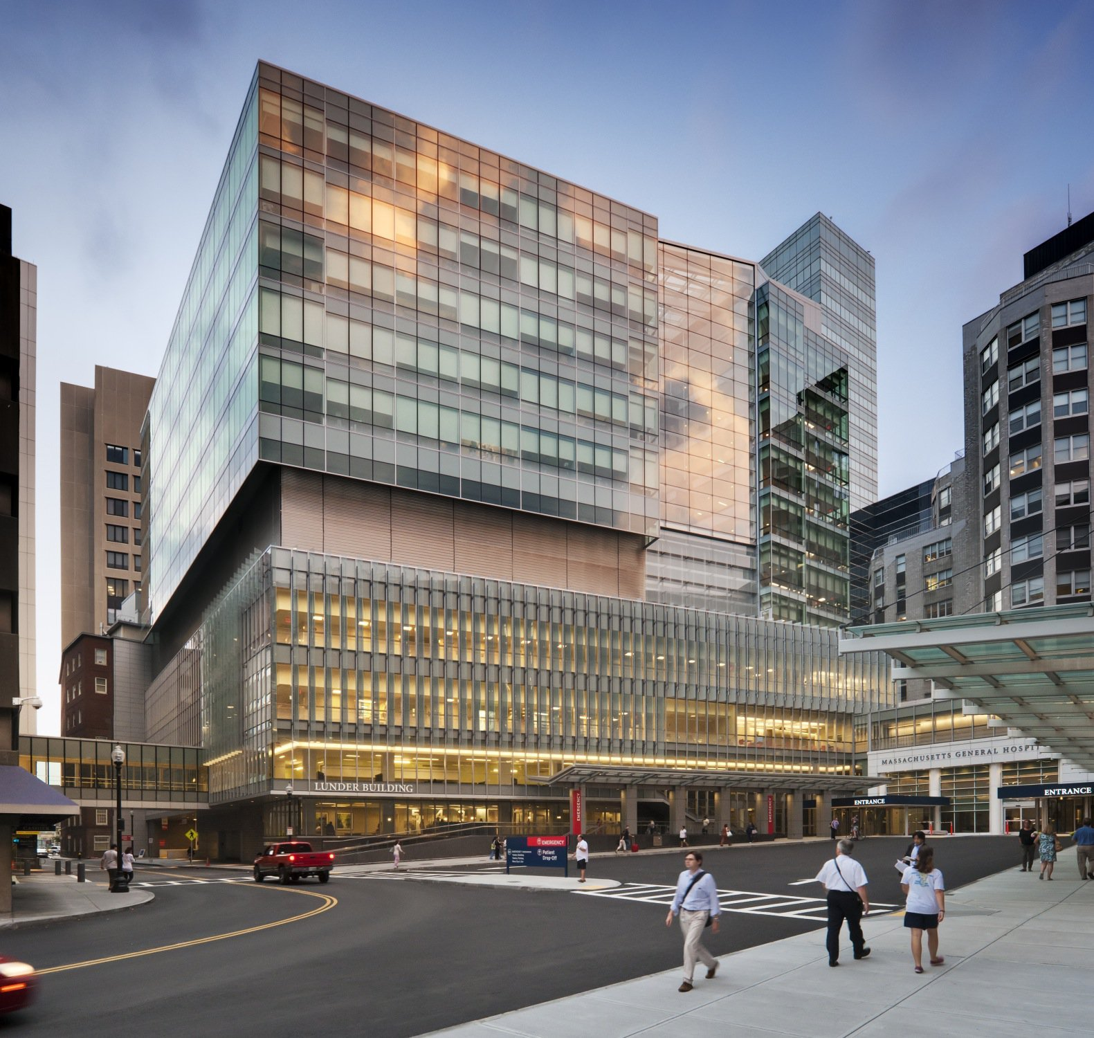Gallery of aia selects four projects for national for Hospital building design