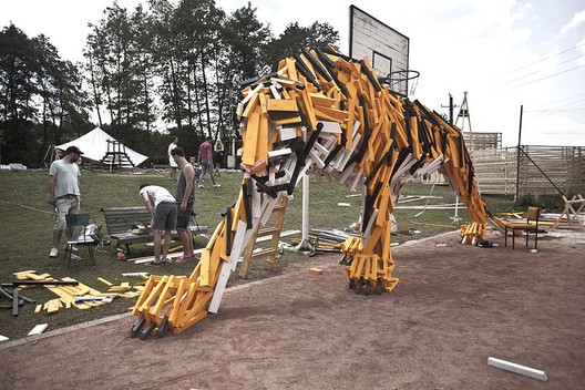 HelloWood 2012: Tiger © Hello Wood documentary team