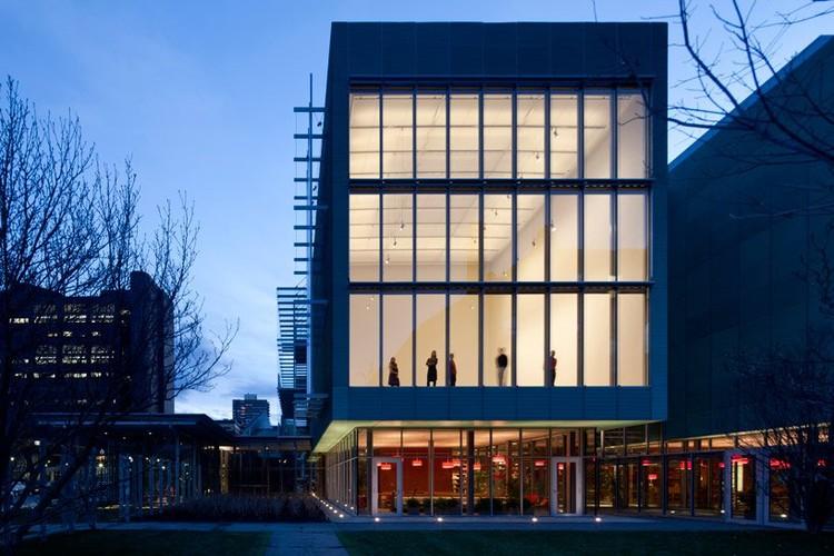 Isabella Stewart Gardner Museum Expansion.  © Nic Lehoux