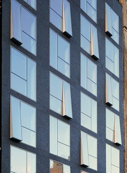 48 Bond Street Facade