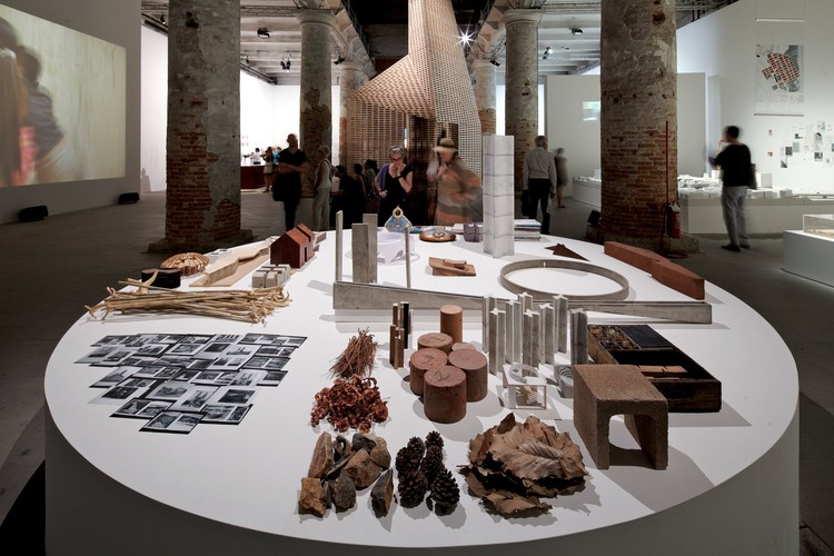 Venice Biennale 2012: Ruta del Peregrino, © Nico Saieh