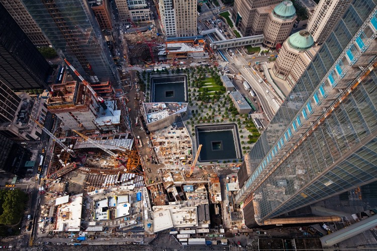 WTC Overview © Joe Woolhead