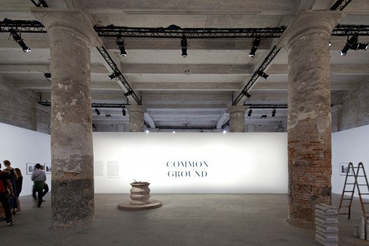 The Corderie at the Arsenale © ArchDaily