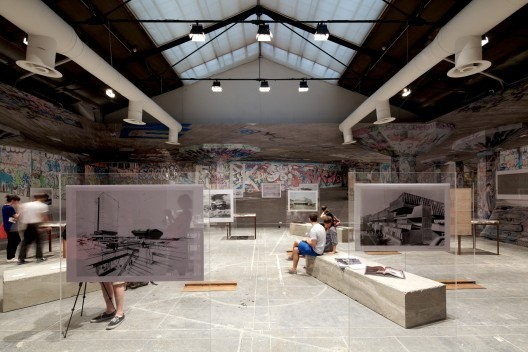 © Nico Saieh. OMA's Public Works Pavilion at the Venice Biennale.
